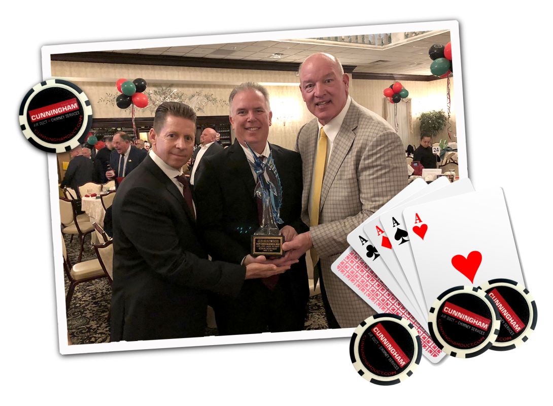 Everyone S A Winner At Marty Lyons Foundation Casino Night