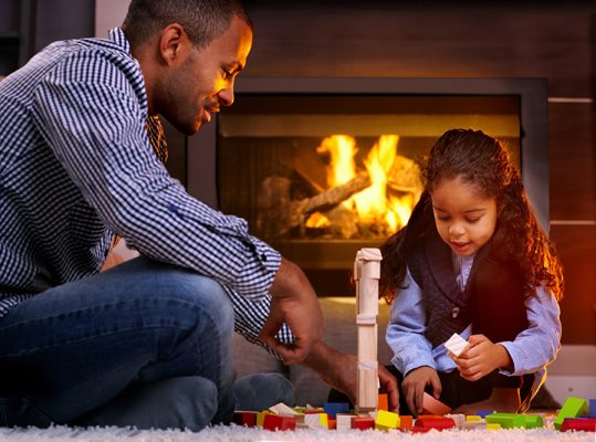 Cunningham Fireplace and chimney safety